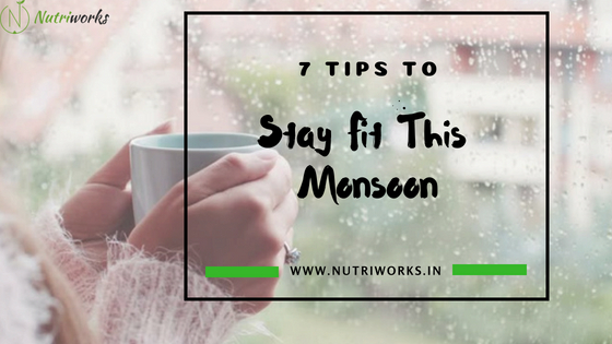 7 Tips to Stay Fit This Monsoon!