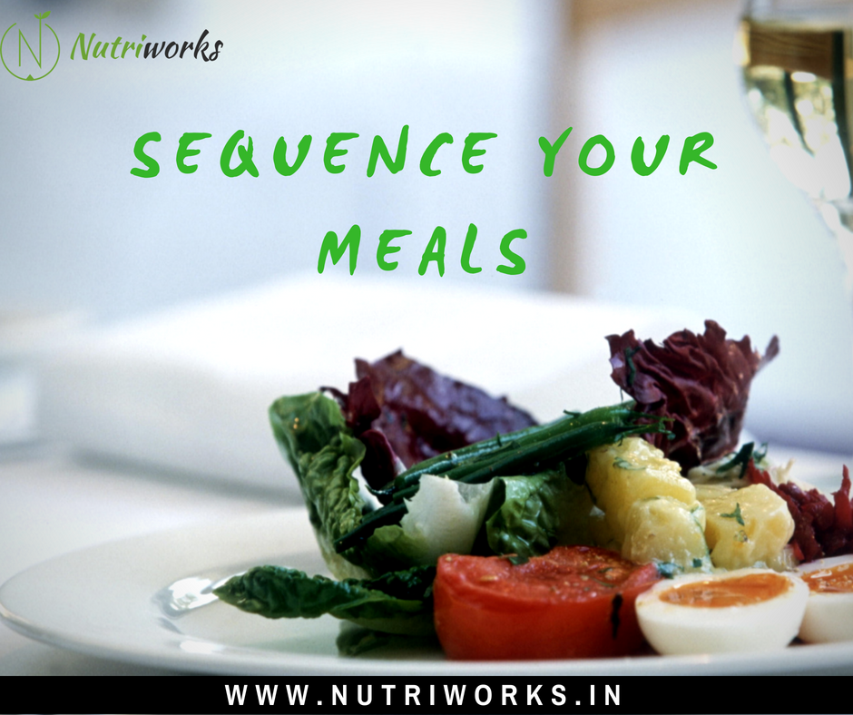 Sequence Your Meals