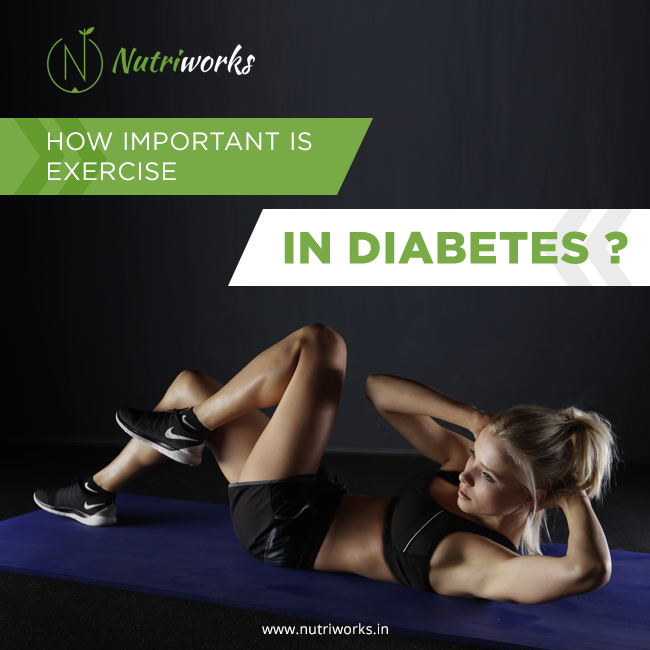 Importance of Exercise in Diabetes