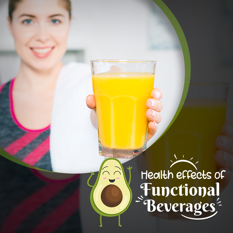 health benefits of functional beverages