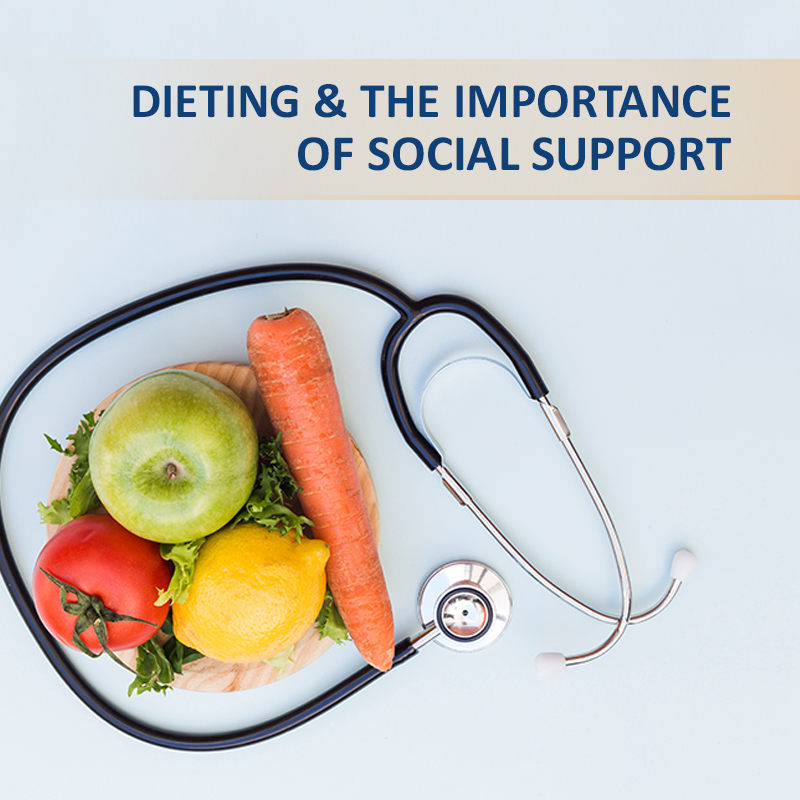 Dieting and Importance of Social Support