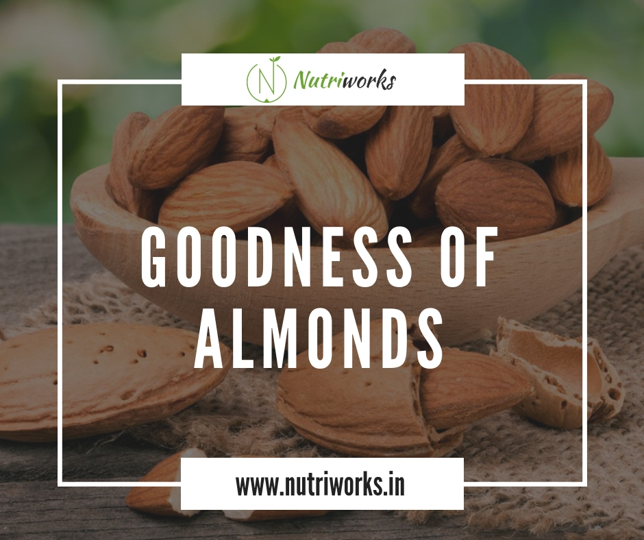Goodness of Almonds