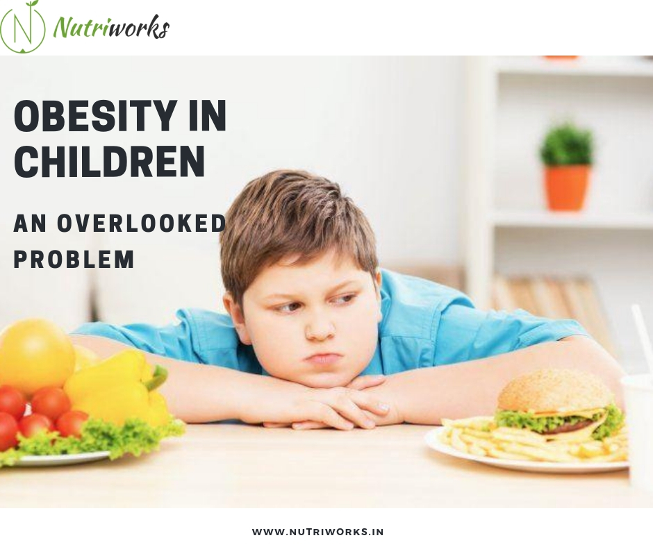 Obesity in Children - An Overlooked Problem