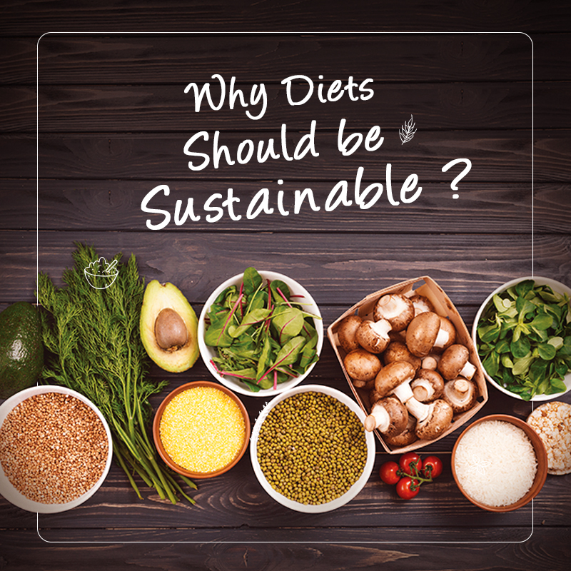 Why diets should be sustainable