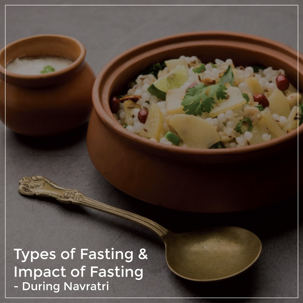 types-of-fasting-&-impact-of-fasting-during-navratri